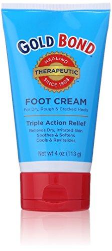 - Gold Bond Foot Cream Triple Action 118 ml (Fusscreme)
