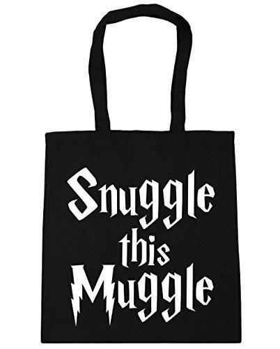 hippowarehouse-snuggle-this-muggle-tote-shopping-gym-beach-bag-42cm-x38cm-10-litres