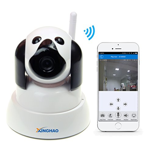 WIFI CAMERA baby video wifi HD Indoor CCTV Wireless IP camera Surveillance Network Security Camera,1280x720p Megapixels