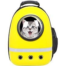 Mochila para Mascotas,NuoYo Gato / Perro Bolsa del Animal Doméstico del Portador al Aire