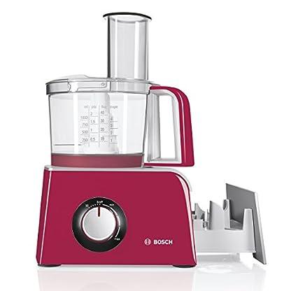 Bosch-MCM42024-Kompakt-Kchenmaschinen-Set-Styline-MCM4-800-Watt-Colour-inkl-integrierter-Zubehrschublade-red-Diamond