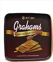 M.Y.San Grahams Honey Crackers, 700 gm