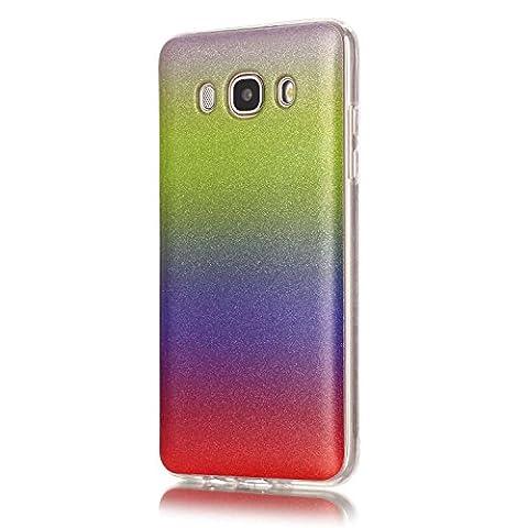 BONROY ® TPU Schutzhülle für Samsung Galaxy J5 (2016) J510F