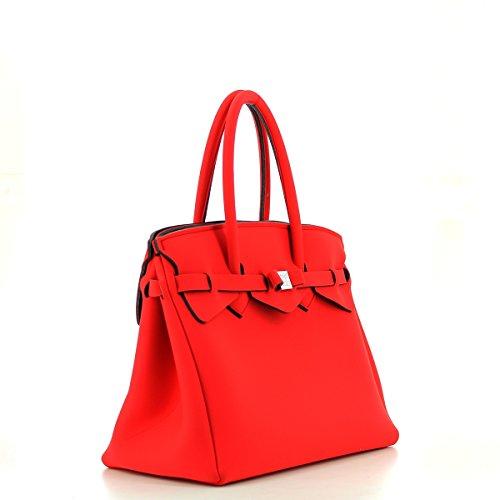 Save My Bag Damen Miss Henkeltasche, 34x29x18 cm CARNABY