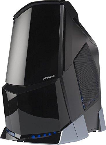 Medion X5396/B517 Erazer Gaming-PC (Intel Core i7 4790K, nVidia GeForce GTX 980, 256GB SSD, 16GB RAM, Win 8.1)