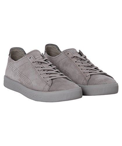 Puma Herren Sneakers Stampd Clyde Offwhite (20)