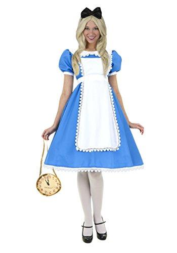 Plus Size Supreme Alice Fancy dress costume (Supremes Kostüme Fancy Dress)