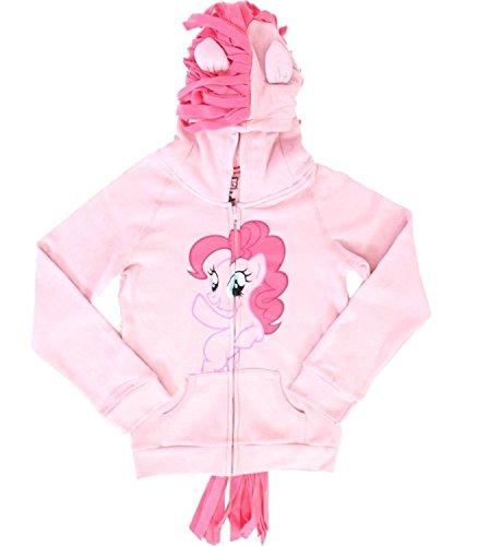 e Pie Costume Hoodie (Girls 10) (My Little Pony Rainbow Dash Hoodie)