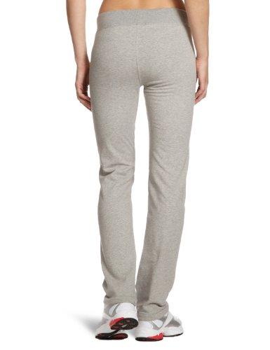 Champion 105964 pantalon de sport droit pour femme Gris - oxford grey