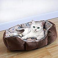Nomvic Nuevo Nido de Mascotas de Moda Perros Portable Nido de Mascotas