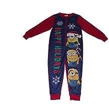 MINIONS - Pijama de una pieza - para niño