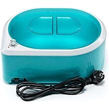 Calentador de parafina Spa mano y pie cera cuidado máquina de parafina Calentamiento rápido Cuidado de
