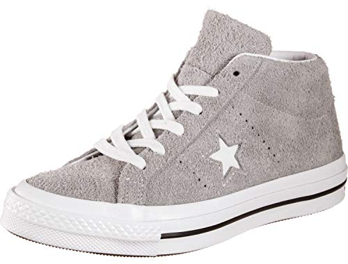 Converse One Star Mid Schuhe Silver/Mink
