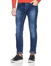 Spykar Men's (Rover) Slim Fit Narrow Leg Jeans