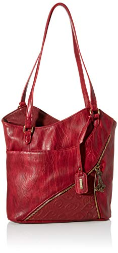 Rieker Damen H1025 Handtasche