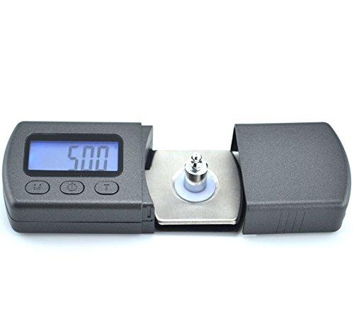 Professioneller High Präzise Digital Mini Plattenspieler Stylus Force Gauge Tester Schmuck Ebene