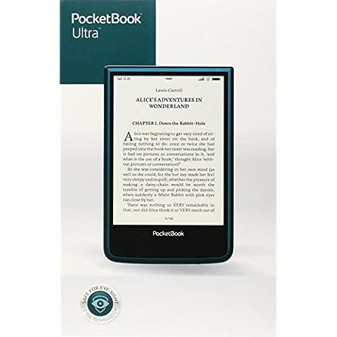 Pocketbook Ultra Wit + 220V lader