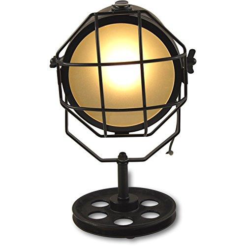 MOJO Industrial Chic Tischlampe Retro Vintage Deko Lampe Tischleuchte L45