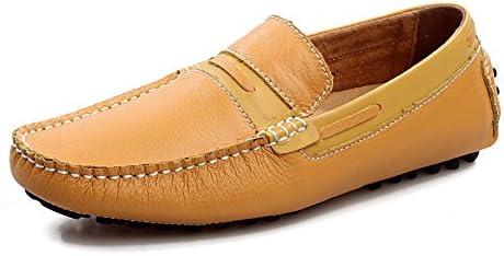 Enllerviid Hombres Resbalones Comodidad Casual Mocasines Zapatos