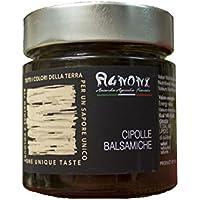 Conservas en aceite Agnoni – Cebollas al vinagre balsámico 2x210gr