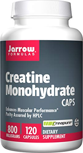 CREATINE CAPS 800 (120C) 120 Kapseln JR - Creatine-120 Caps
