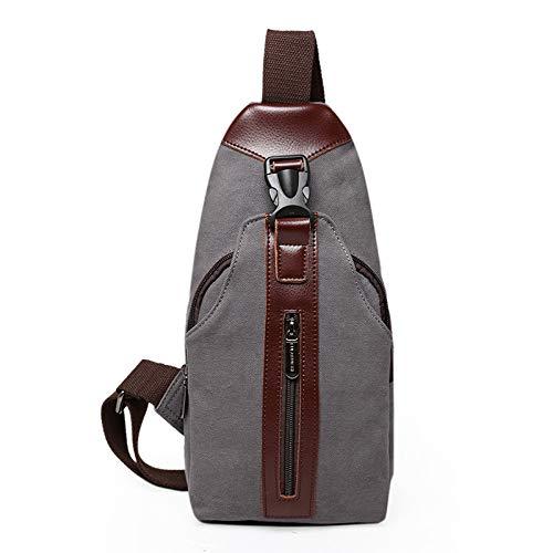 Nuova borsa da uomo casual moda casual da uomo con borsa diagonale in pelle borsa m