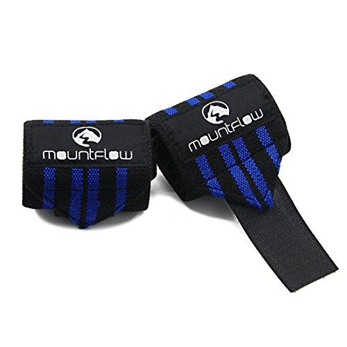 Handgelenkbandage Bandagen für Bodybuilding Powerlifting CrossFit Fitness Stabilisation Handgelenkschutz Belastung Verletzungen