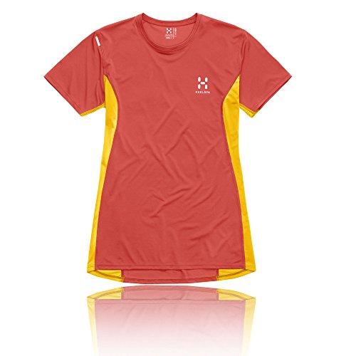 Haglofs L.I.M Women's Course À Pied T-Shirt red