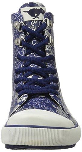 Rocket Dog - Rainy, Stivali di gomma Donna blu (navy)