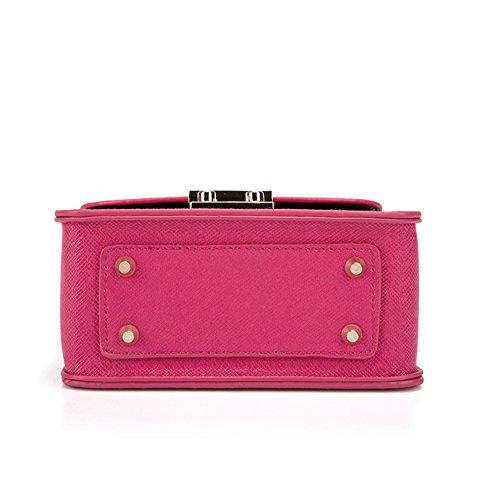 Borse da donna/ borsa catena selvatici/Pacchetto circa il blocco spalla/borsa a tracolla Incline/Borsa mini-C A