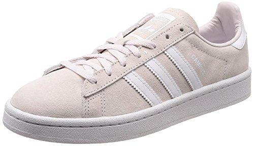 on sale 2702c be2b1 Adidas Campus W, Zapatos de Baloncesto para Mujer, (Orctinftwwhtcrywht), 39  1