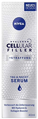 Nivea Cellular Anti-Falten Intensiv Serum, 1er Pack (1 x 40 ml) - Intensive Anti-falten-augen