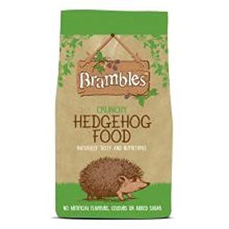 brambles crunchy hedgehog food (900g) Brambles Crunchy Hedgehog Food (900g) 41vVIZtPUZL