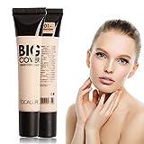 Concealer Liquid, Fondotinta Professionale per il trucco base cremosa per il viso(#1)