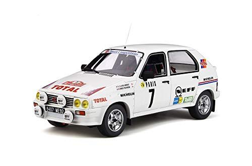 Otto Mobile OT306 - Coche en Miniatura de colección, Color Blanco