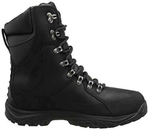 "Timberland Thorton 8"" WP INS Rund Leder Wanderstiefel Black"