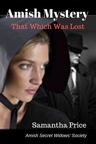 Amish Mystery That Which Was Lost Romantic Suspense Amish Secret Widows Society Book 10