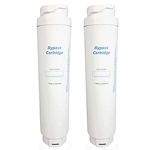 Gaggenau interne Kühlschrank Wasserfilter Partikelfilter Filter Bypass Kartusche 643046(2Stück)