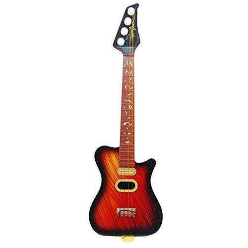 Black Temptation England Musikinstrument Mini-Gitarre Ausbildung Kinder Spielzeug-Player-A3