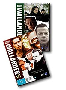 Henning Mankell's Wallander (Swedish) Complete Series One - 13 Film set [Krister Henriksson] [2004-2006] (Region 4 DVD)