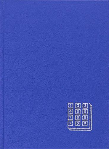 Blasetti - 1370 - Rubrica telefonica cartonate F.to A5 Fogli 48 rigatura 1R copertina cartonata