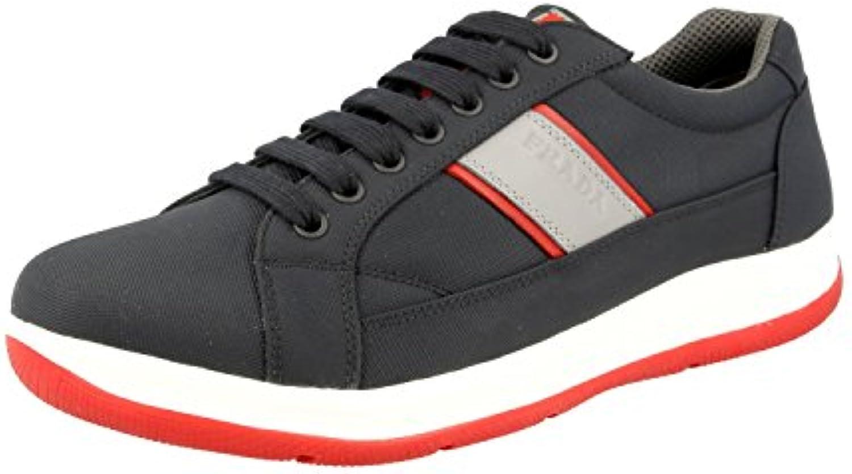 Prada 4E2987 OQ6 F0HGF  Herren Sneaker  Billig und erschwinglich Im Verkauf