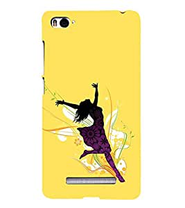 Fuson Designer Back Case Cover for Xiaomi Mi 4i :: Xiaomi Redmi Mi 4i (Beautiful Girl Stunning Pretty Lovely Cute)