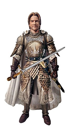 Funko 4107 - Juego de Tronos Serie 2 Jaime Lannister Legacy Collection, 15 cm, figura de acción - Figura Jaime Lannister 15 cm