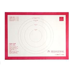 Grande Coque en silicone/fibre de verre de cuisine Plan de travail 61x 45cm