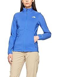 The North Face Nimble, Chaqueta Deportiva para Mujer, Azul (Amparo Blue), X-Small (Tamaño del fabricante:XS)