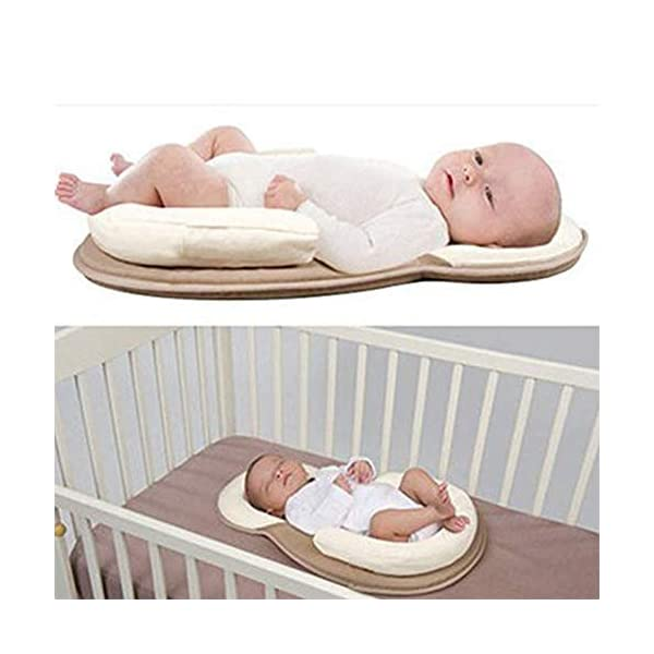 TINGYIN Baby Nest Baby Lounger,Baby Bed Cribs, Baby Bassinet,Portable Travel Newborn Lounger,100% Breathable Cotton Bring toys,for Bedroom Travel - C TINGYIN ★Adjustable Design: Suitable for 0-15Month. Comes with bag, Great baby shower gift. GROWS WITH YOUR BABY. Being adjustable, the side sleeper grows with your baby. Simply loosen the cord at the end of the bumpers to make the size larger. The ends of the bumpers can be fully opened. ★HEALTH & COMFY: hypoallergenic materials, breathable and non-toxic. We use 100-percent cotton fabric and breathable, hypoallergenic internal filler, which is safe for baby's sensitive skin. It will give your child serene, safe, and sound sleep in their lovely co sleeping crib. ★MULTIFUNCTIONAL AND PORTABLE. Use the infant nest as a bassinet for a bed, baby lounger pillow, travel bed, newborn pillow, changing station or move it around the house for lounging or tummy time, making baby feel more secure and cozy. The lightweight design and easy-to-use package with handle make our newborn nest a portable baby must-have. 4