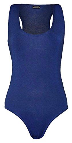 RIDDLEDWITHSTYLE Damen T-Shirt schwarz * Königsblau