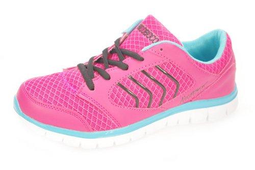 NICOBOCO , Chaussures de fitness pour femme rose - Fuxia