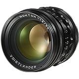 Voigtlander Objectif F1,5/50mm D39 Asph érique Nokton NOIR